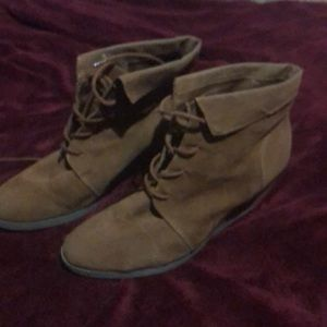 Madden Girl Ankle Boots 91/2